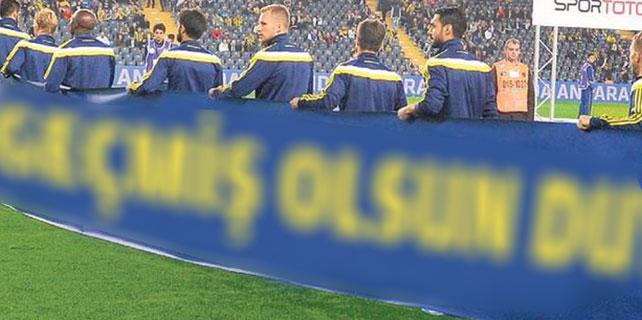 Fenerbahçe derbiye bu pankartla çıkacak