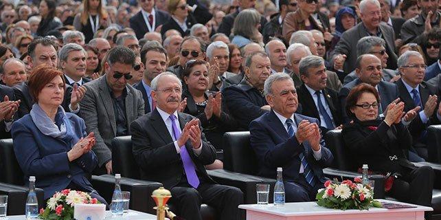 Fuar İzmir açılış töreni