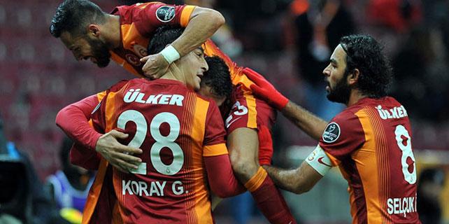 Galatasaray seri başlatmak istiyor