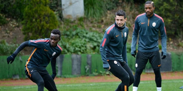 Galatasaray'a Selçuk'tan iyi haber