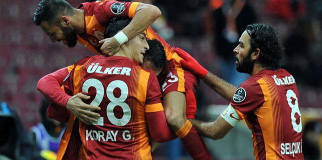 Galatasaray'dan Türkiye'de bir ilk!