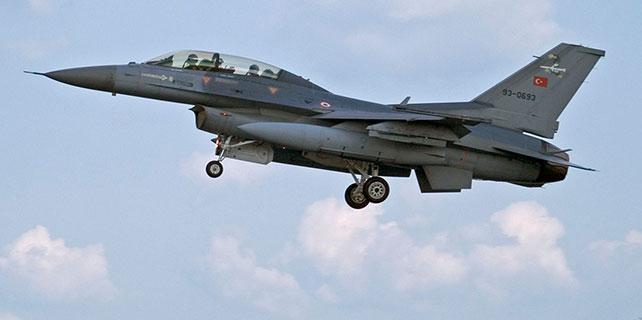 Hava Kuvvetlerinden 567 pilot ayrıldı