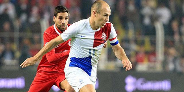 Hollanda – Türkiye maçının kanalı belli oldu