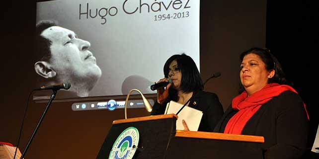 Hugo Chavez'in ölümünün ikinci yıl dönümü