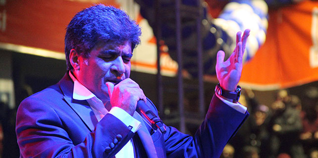 İbrahim Erkal'dan muhteşem konser
