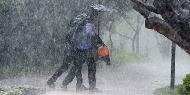 İç Anadolu'da kuvvetli yağış bekleniyor