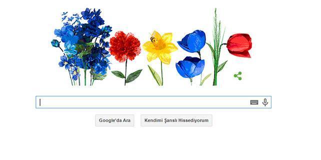 İlkbahar Ekinoksu Doodle oldu! Peki İlkbahar Ekinoksu nedir?