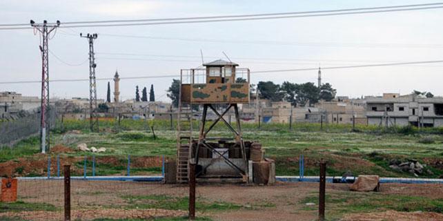 IŞİD, Türkiye-Suriye sınırına telsiz sistemi kurdu