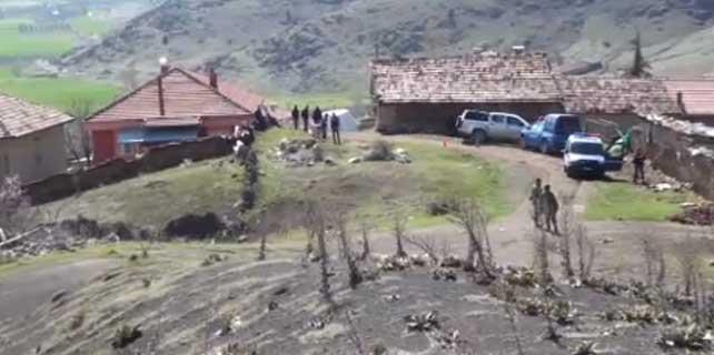 Isparta'da arazide el bombası ve TNT bulundu