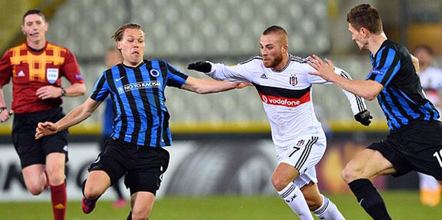 İşte Beşiktaş-Brugge maçının hakemi