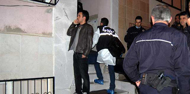 İzmir'de cinayet ve intihar
