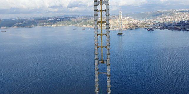Japon mühendis köprü halatı yüzünden harakiri yaptı