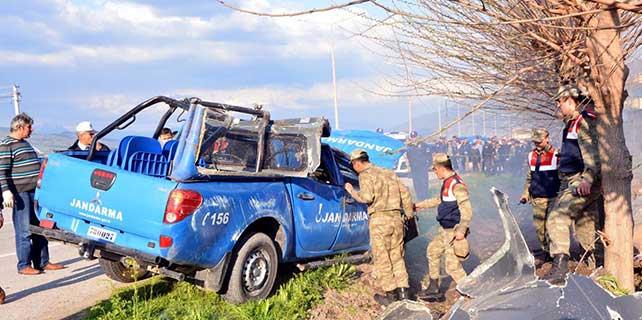Osmaniye'de askeri araç devrildi: 5 yaralı