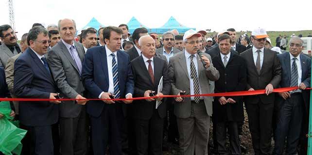 Kahramanmaraş'ta mera ıslahı projesi