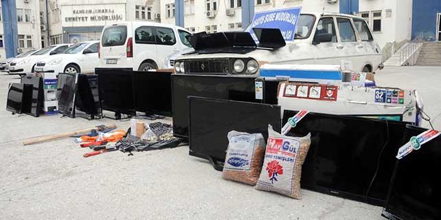 Kahramanmaraş'taki hırsızlık iddiası