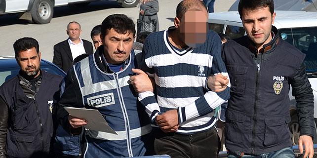 Karaman'da 4 kişi, gasp ve hırsızlık iddiasıyla tutuklandı
