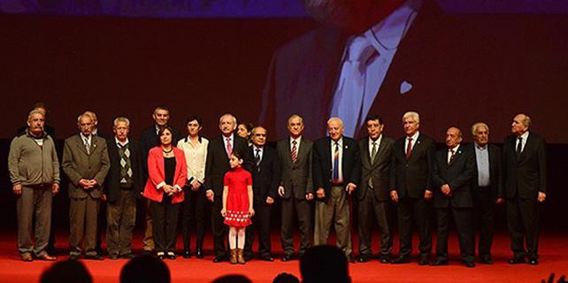 Kılıçdaroğlu belgeselinin gösterimi yapıldı