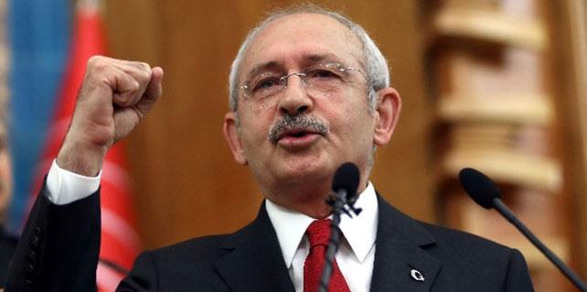 Kılıçdaroğlu birinci sırada