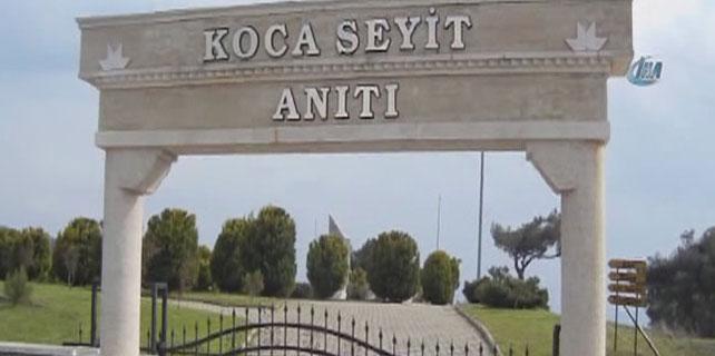Koca Seyit'in torunu Seyit Onbaşı'yı anlattı