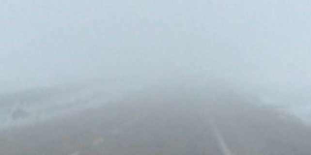 Konya ve çevresine sis uyarısı