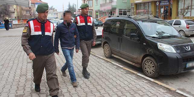 Konya'da darp iddiası