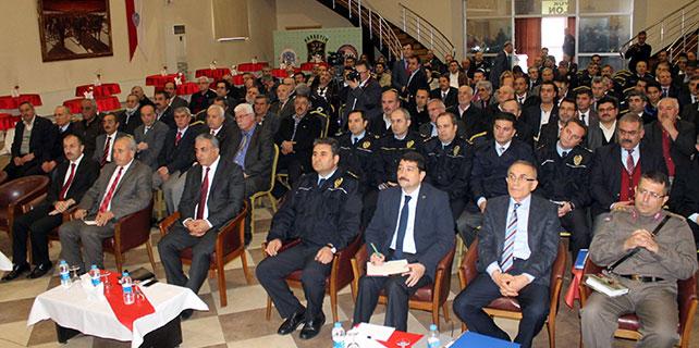 Konya'da 'Huzur' toplantıları