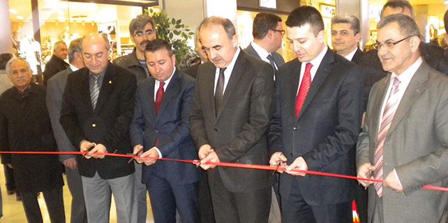 """Konya'da """"Isparta Günleri"""" sergisi"""