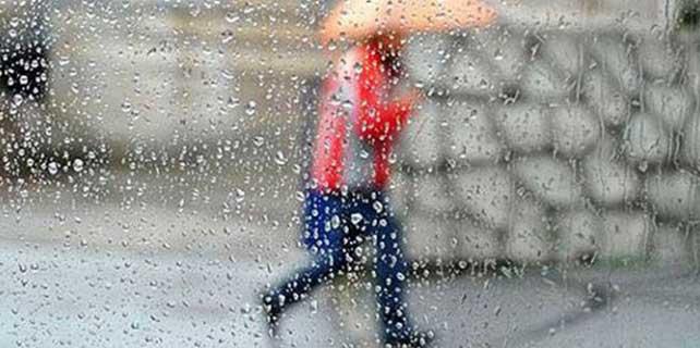Konya'da kuvvetli yağış ve fırtına uyarısı