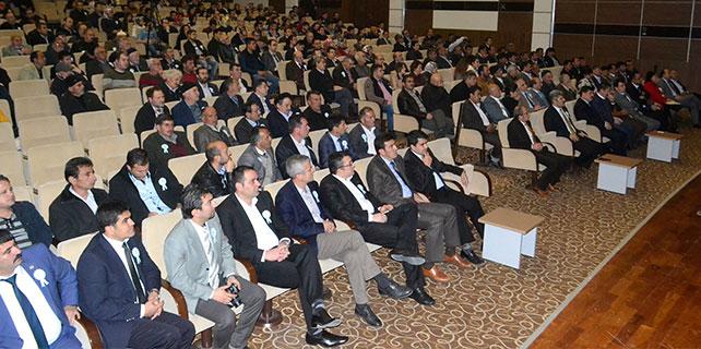 Konya'da modern seralar toplantısı yapıldı