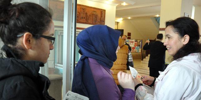 Konya'da YGS heyecanı