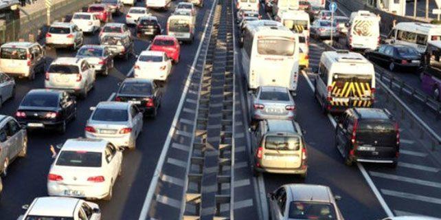 Konya'daki motorlu araçların yarısı 16 yaşından büyük