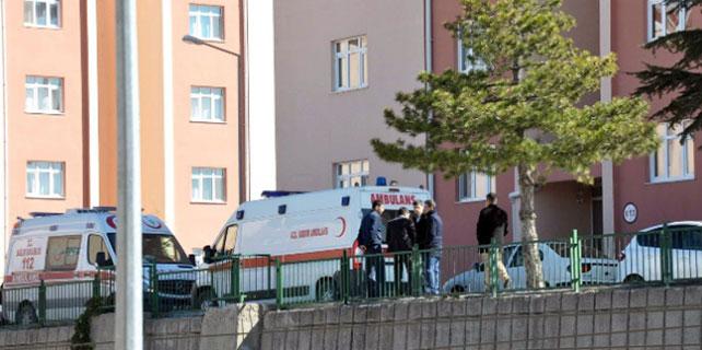 Konya'daki şehit acısı Eskişehir'e düştü