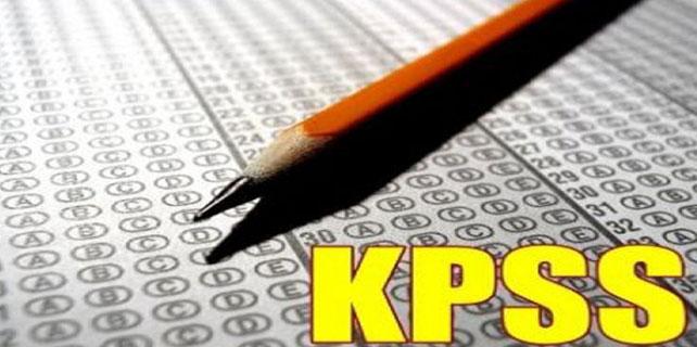 KPSS yerleştirme takviminde değişiklik