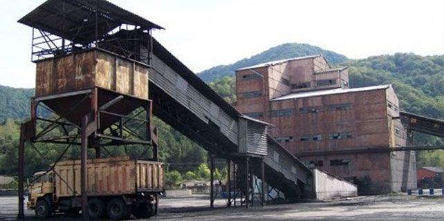 Madende iş kazası: 1 yaralı