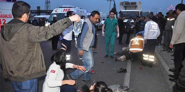 Manisa'da trafik kazası: 2 ölü
