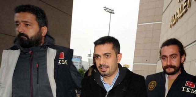 Mehmet Baransu'ya casusluk gözaltısı