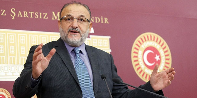 MHPli Vural'dan parti kapatma iddialarına cevap