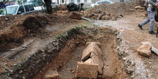 Milattan önce 3 bin yılına ait mezarlar bulundu