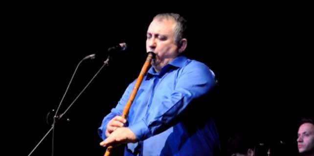 Neyzen Erguner, Eskişehir'de konser verdi