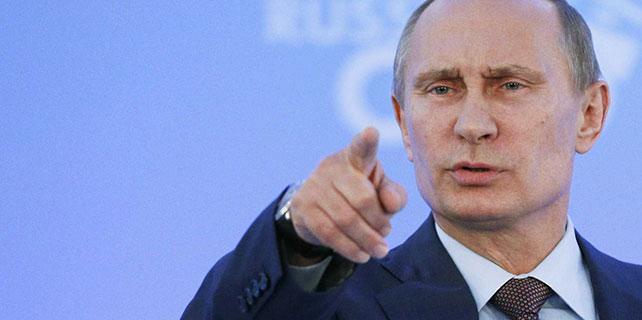 Putin'den ani savaşa tam hazır olma emri
