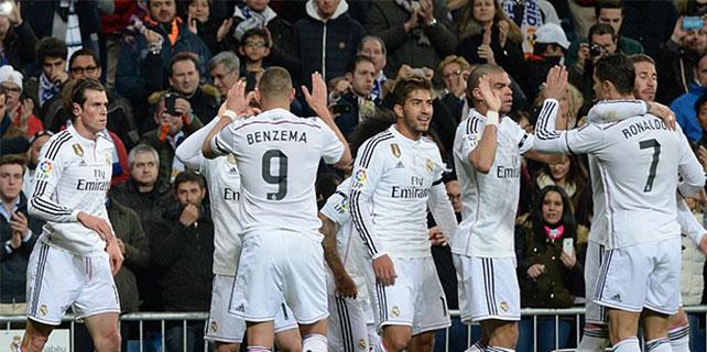 Real Madrid iki hafta aradan sonra galip