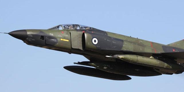 RF-4E savaş uçakları son kez havalandı
