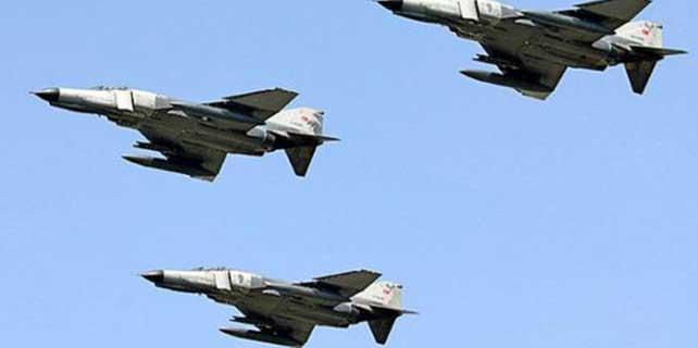 RF-4F'in uçuşu durdurulacak