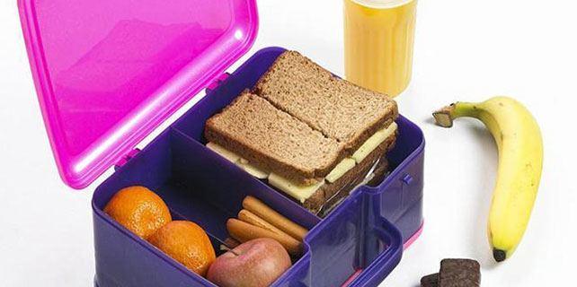 Sağlığın anahtarı beslenme çantasında saklı