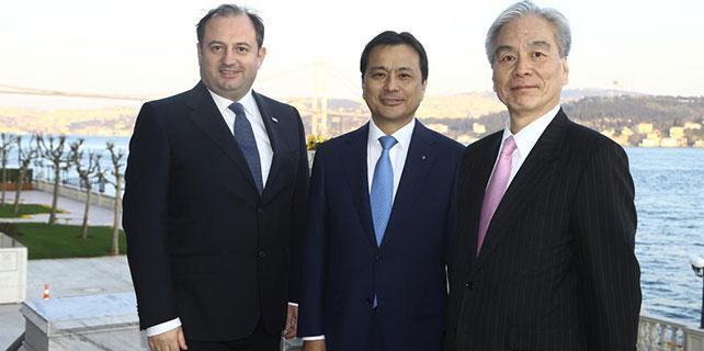 Sarten Ambalaj ve Japon devi Mitsui & Co. güçlerini birleştirdi
