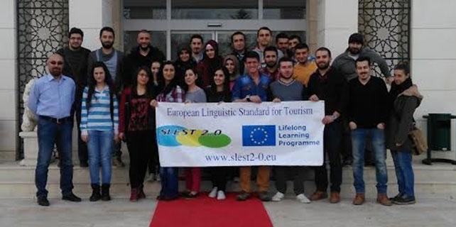 Selçuk'tan turizm dil sertifikası