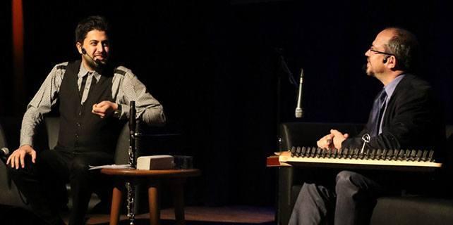 Serkan Çağrı Ve Göksel Baktagir'den muhteşem konser