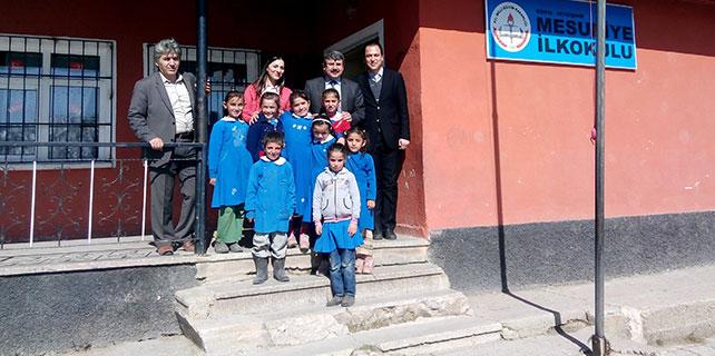 Seydişehir Milli Eğitim Müdürü Küçük'ten okullara ziyaret