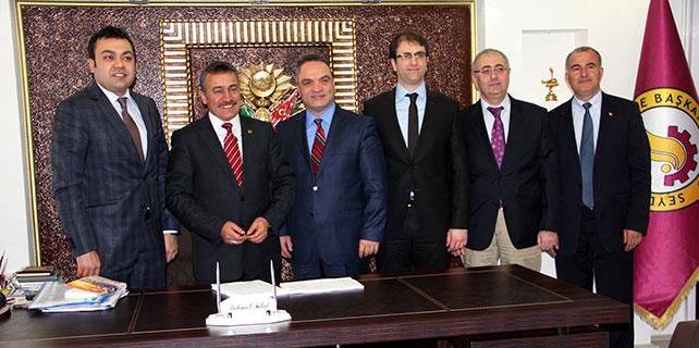Seydişehir'de doğalgaz protokolü imzalandı