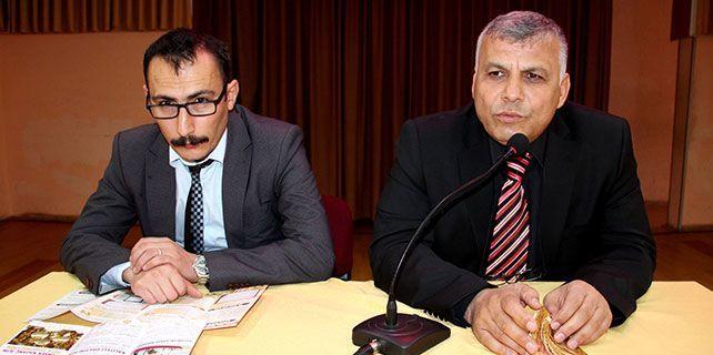 Seydişehir'de hububat üreticileri bilgilendirildi